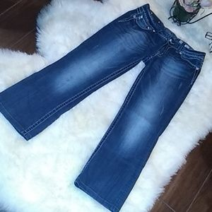 Miss me jeans boot cut size 33/30